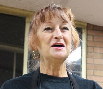 Azalea bonsai expert, Brenda Parker
